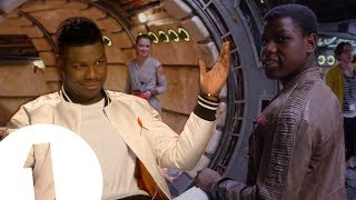 "Video ""Daisy Thinks I'm Adorable."" John Boyega on Star Wars Hugs, Nicknames and Life as Finn MP3, 3GP, MP4, WEBM, AVI, FLV Desember 2017"