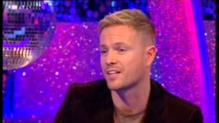 SCD It Takes two - Nicky Byrne clip 04-12-12