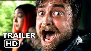 GUNS AKIMBO Trailer 2 (NEW 2020) Daniel Radcliffe, Video Game Movie HD by Game News