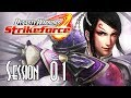 Let s Blindly Stream Dynasty Warriors: Strikeforce Sess