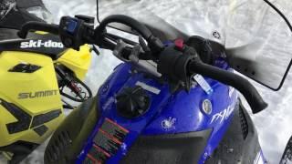 4. 2009 Yamaha FX Nytro MTX Walkaround