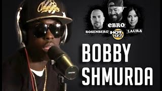 Bobby Shmurda checks in from Jail until the cops cut off the line
