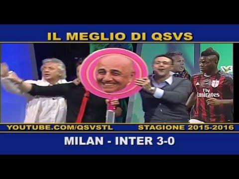 qsvs - i gol di milan - inter 3 a 0