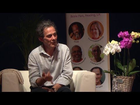 "Rupert Spira: ""I Am the One and Only Infinite Awareness"