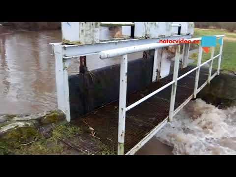 Novobydžovsko  a i dnes se řeka Cidlina drží na 1.povoď. stupni