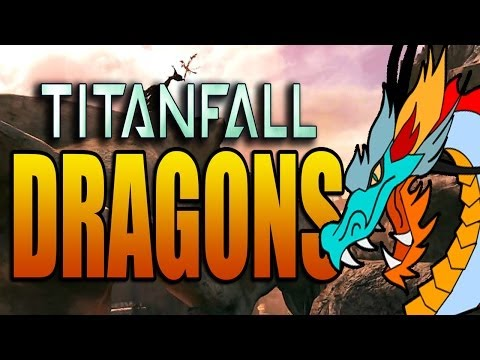 multiplayer - Thumbs up for dragons! More Titanfall coming soon :D ○ Win a Free Copy of Titanfall: http://youtu.be/Ty-Ks9Q0Cus ○ Watch Titanfall on TheRace: http://www.twi...