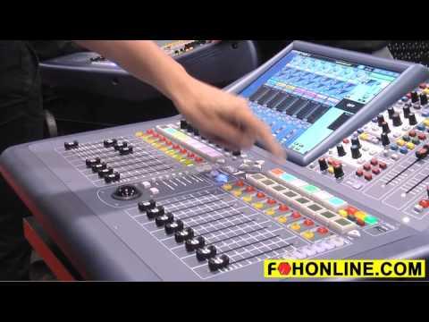 Midas PRO1 Digital Live Sound Mixing Console