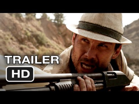 El Gringo Official Trailer #1 (2012) - Christian Slater Movie HD Video