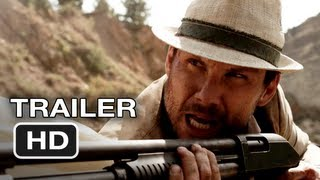 El Gringo Official Trailer #1 (2012) - Christian Slater Movie Hd