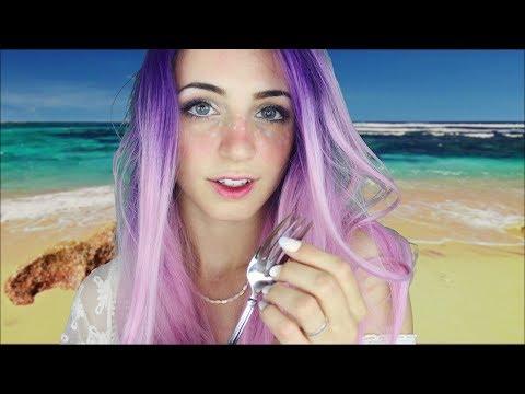 [ASMR] The Mermaid's Ocean Shop Roleplay (Sequel) (Soft Spoken, Ocean Sounds)