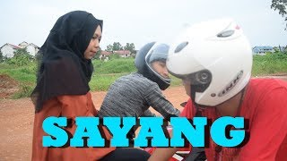 Video SAYANG - NDX A.K.A ( COVER VIDEO CLIP ) PARODI MP3, 3GP, MP4, WEBM, AVI, FLV Maret 2018