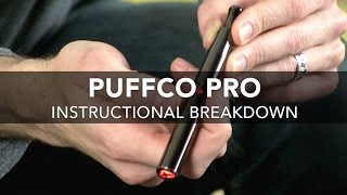 Puffco Pro Instructional Breakdown by 420 Science Club