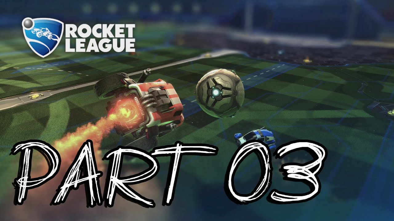 Rocket League – Part 03 – Ein/Zwei Runden