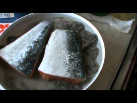Jak wędzić ryby - Wędzenie ryb na gorąco generator dymu wędzarnia w beczce