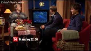 Alexander Rybak - Teaser For The Talk Show Asbjørn Brekke Show