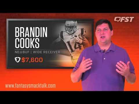 Daily Fantasy Football: Week 13 FanDuel Value Picks thumbnail