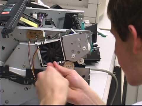 The Process of Refurbishing a Printer