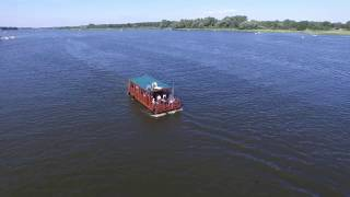 Video 2 Hausboot Vermietung Bolle in Brandenburg und Berlin