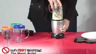Magic Bullet MBR-1701 Reviews YouTube video