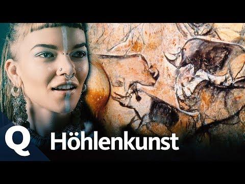 Entdeckung in Höhle: Wer malte diese Bilder?