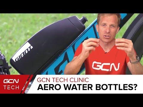Why Don't Pros Use Aero Bottles?   GCN Tech Clinic (видео)