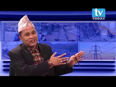 (Dirgha Raj Bogati Talk Show On TV Today Television - Duration: 28 minutes.)