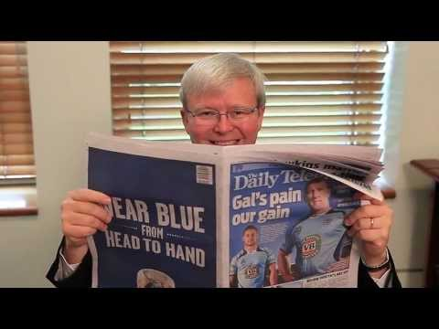 Super Best Friends - Round And Round (featuring Tony Abbott, Kevin Rudd and pals)