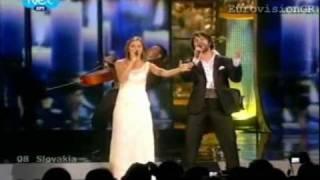 Kamil Mikulčík & Nela Pociskova - Let' Tmou (Slovakkia 2009)