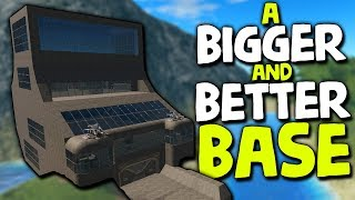 A BIGGER AND BETTER BASE in ALPHA 9.4 | Empyrion Galactic Survival (Alpha 9.4 2019 Update) #9