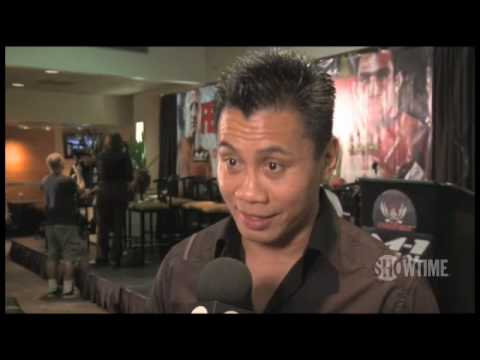 Cung Le  Strikeforce PreFight Interview