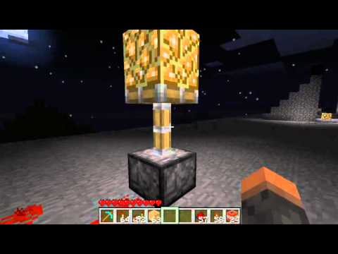 Minecraft - Flashing Party Light