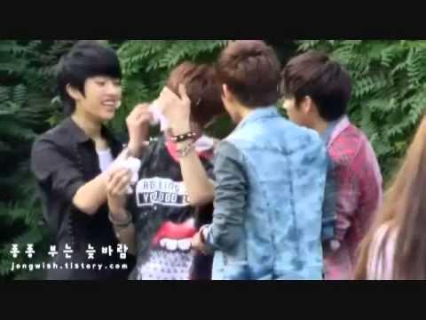 Infinite loves their Lovely  Magnae, Sunjong! (видео)