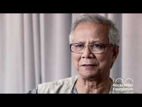 Muhammad Yunus: 100 Years of Innovation