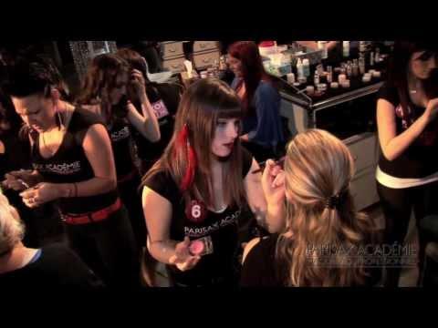 PARISAX - Lot Professionnel de maquillage Visage Lèvres Yeux et Accessoires