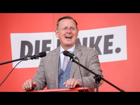 Thüringen: Linke und AfD legen vor der Landtagswahl z ...