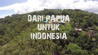 Jayapura Indonesia  city photos : Dari Papua Untuk Indonesia Part 2 (Skyline - Jayapura)