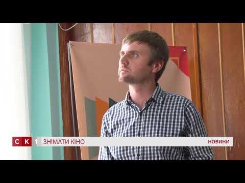 Із житомирськими школярами поспілкувався засновник кінофестивалю «ЖУК»