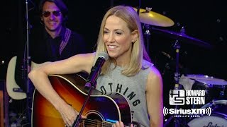 <b>Sheryl Crow</b> All I Wanna Do Live On The Howard Stern Show
