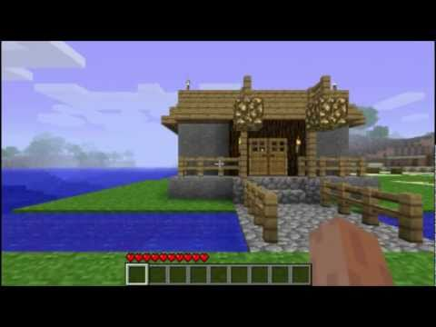 Minecraft: My Awesome Trap House (Gameplay/Commentary)