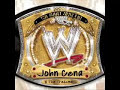 John Cena  You can see me