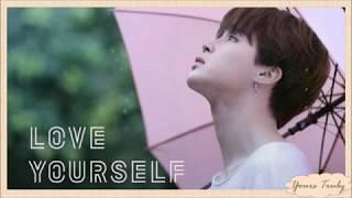 BTS Jimin - Serendipity [Easy Lyrics]