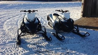 7. D&D Racing 2014 Arctic Cat 9000 testing