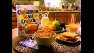 Dec 5, 2016 ... Cinnamon Toast Crunch - Disney's Dinosaur. Brentford's Old TV Commercials nand Stuff. Loading... Unsubscribe from Brentford's Old TV...