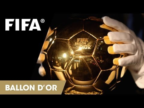 FIFA Ballon d'Or 2013 finalists revealed