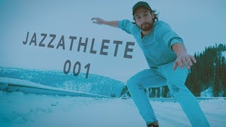 FROZEN SAX || JAZZATHLETE VLOG 001