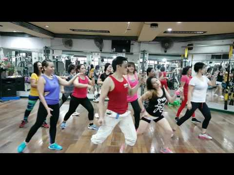 CLOSER By The Chainsmokers- BetterBodies Gym Zumba Class By Coach Jun Marquez