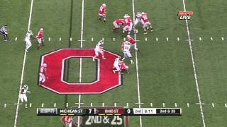 Jerel Worthy vs Ohio State