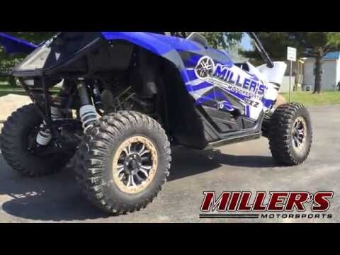 YXZ1000R Yamaha Gear Reduction Launch with Manual Clutch - Miller's Motorsports