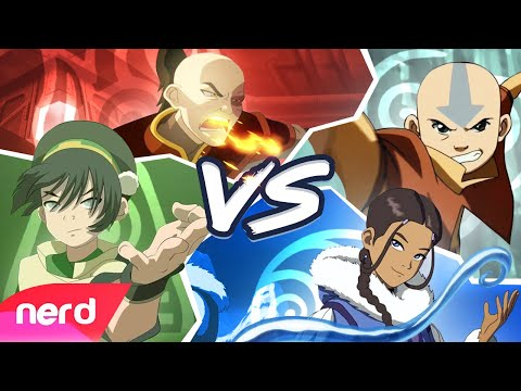 Avatar Rap | The Four Nations Rap Battle