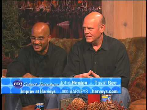 John Henton & David Gee on Howie's Late Night Rush, Lake Tahoe
